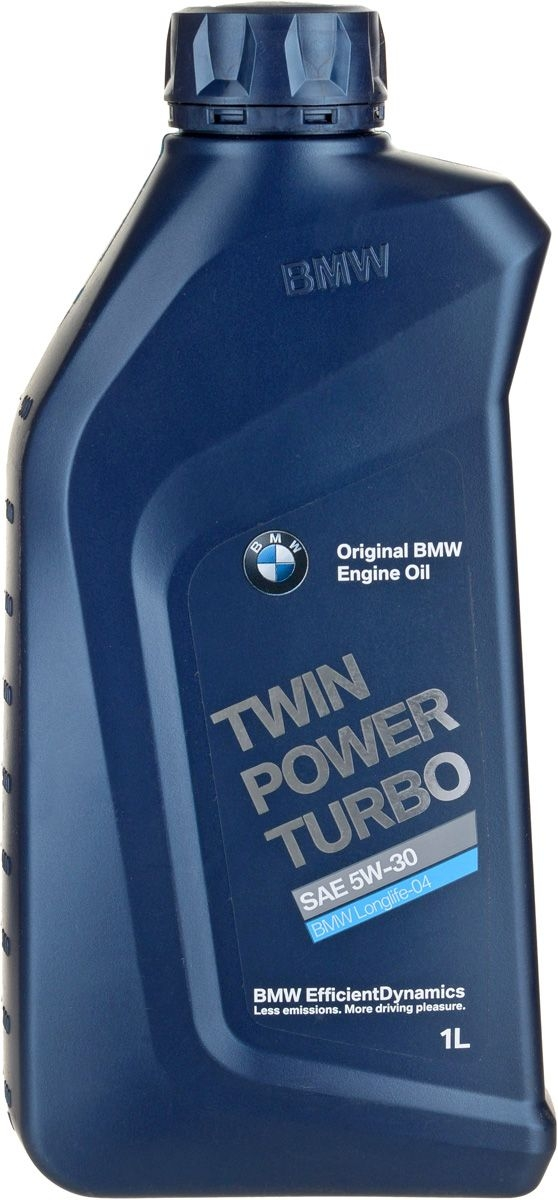 Масло моторное BMW 5W-30, BMW Longlife-04, TWIN POWER TURBO, 1л